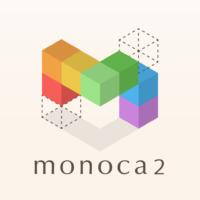 monoca2用アイコン(文字入り)